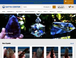 satyacenter.com screenshot