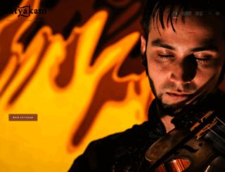 satyakammusic.com screenshot