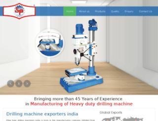 satyaprakashdrills.com screenshot