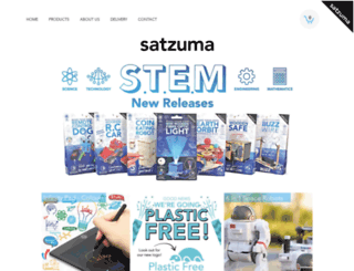 satzuma.com screenshot