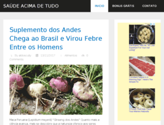 saudecomtudo.com.br screenshot