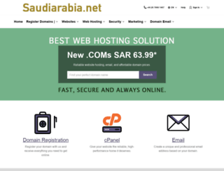 saudiarabia.net screenshot