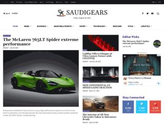 saudigear.com screenshot