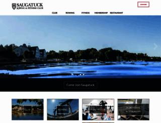 saugatuckrowing.com screenshot