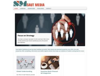 sautmedia.com screenshot