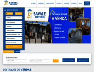 savaleimoveis.com.br screenshot