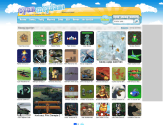savas.oyunmeydani.com screenshot