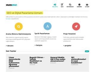 savassahin.com.tr screenshot