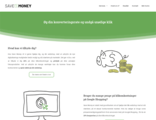 save-money.dk screenshot