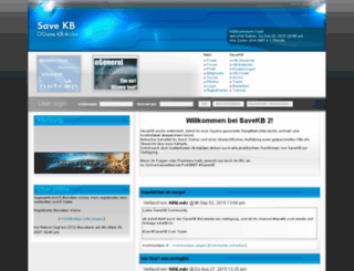 savekb.de screenshot