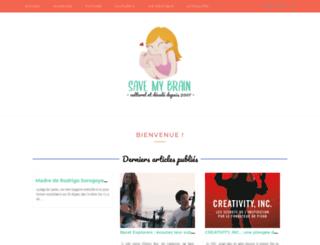 savemybrain.net screenshot