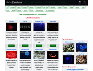 saversplanet.com screenshot