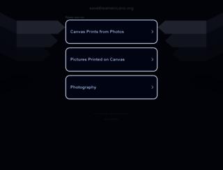 savetheamericans.org screenshot
