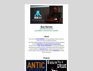 savetz.com screenshot