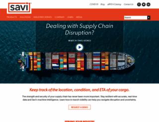 savi.com screenshot