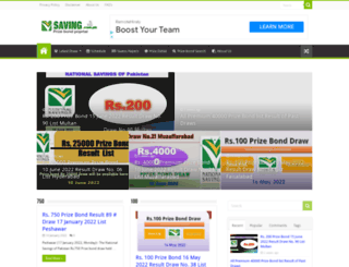 saving.com.pk screenshot