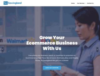savingland.com screenshot