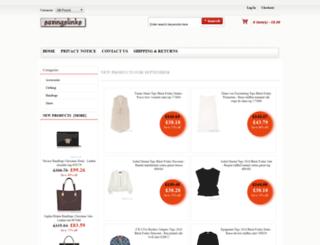 savingslinks.co.uk screenshot