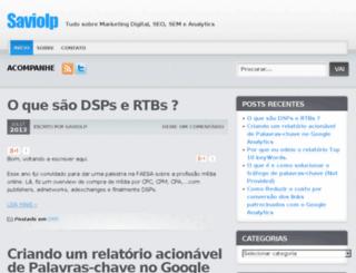 saviolp.com screenshot