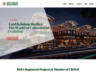 saviourindia.com screenshot