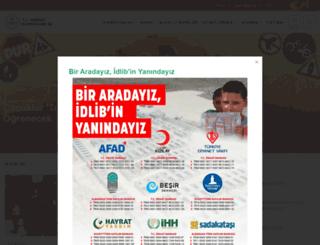 savsat.gov.tr screenshot