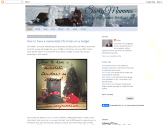 savvymumma.com screenshot