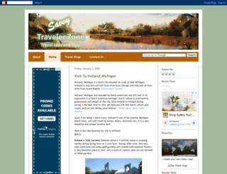savvytravelerzone.blogspot.com screenshot