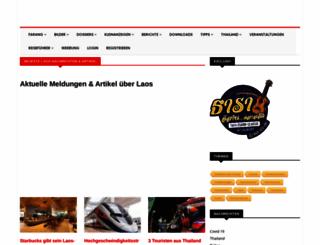sawasdee-magazine.com screenshot