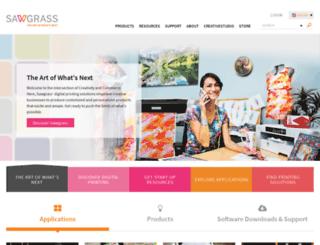 sawgrasstinta.com screenshot