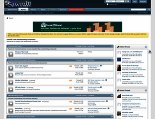 sawmillcreek.org screenshot