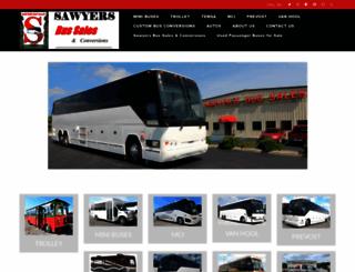 sawyersbussales.com screenshot