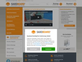 saxoboard.net screenshot