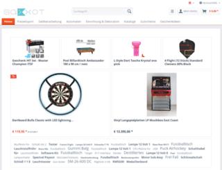 saxxot.com screenshot