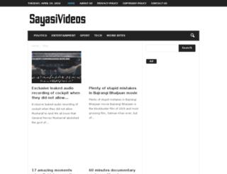 sayasivideos.com screenshot