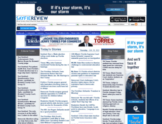 sayfiereview.com screenshot