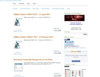 saynotomaho.blogspot.com.br screenshot