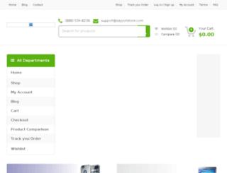 sayyonstore.com screenshot