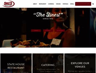 sazs.com screenshot