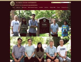 sb.fsu.edu screenshot