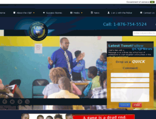 sb2757.jis.gov.jm screenshot