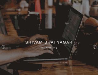 sbhatnagar.com screenshot