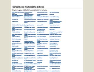 sbhs-sbhsd-ca.schoolloop.com screenshot