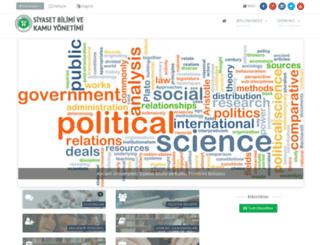 sbky.kocaeli.edu.tr screenshot