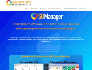 sbmanager.net screenshot