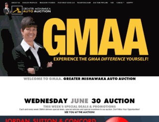 sbmautoauction.com screenshot