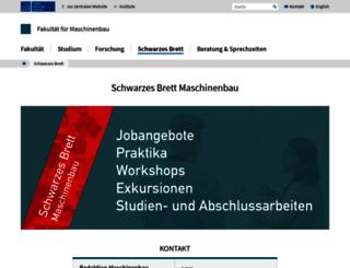 sbmb.uni-hannover.de screenshot