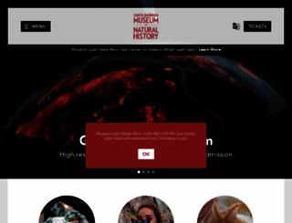 sbnature.org screenshot
