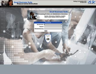 sbs.censis.de screenshot
