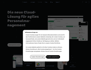 sbshop.sage.de screenshot