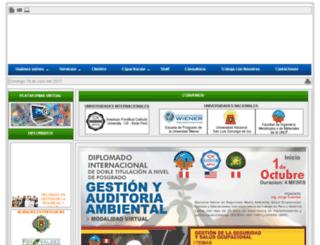 sbsperfomance.com.pe screenshot